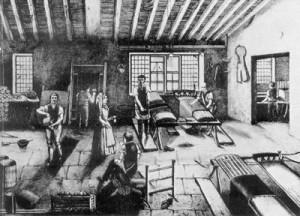 Textilberedning